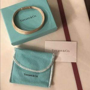 Tiffany & Co. never worn stubby bracelet